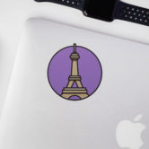 0880-Paris-Eiffel-Tower-Travel-Sticker-80×83-Mock-Up-1